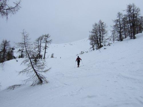 Foto: hofchri / Ski Tour / Braunedlkogel (1894 m) / 04.01.2009 18:39:14