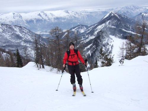 Foto: hofchri / Ski Tour / Braunedlkogel (1894 m) / 04.01.2009 18:40:12