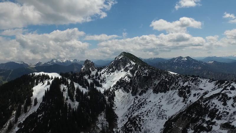 Foto: Bergwasser / Ski Tour / Risserkogel (1826 m) / 31.05.2016 07:17:24
