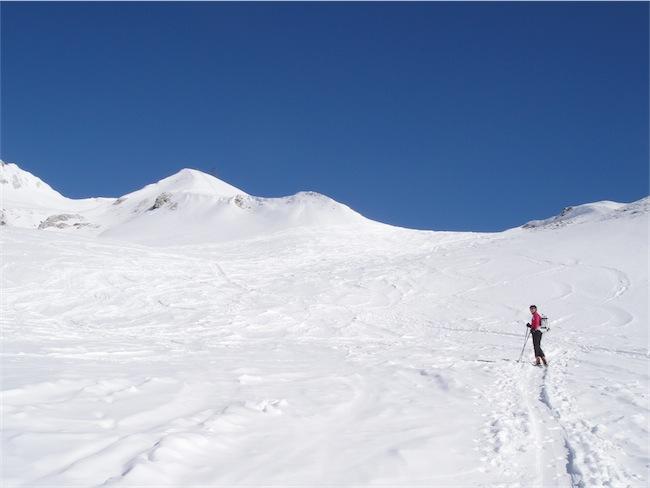 Foto: ksc / Ski Tour / Weißer Knoten / 23.02.2011 17:43:03