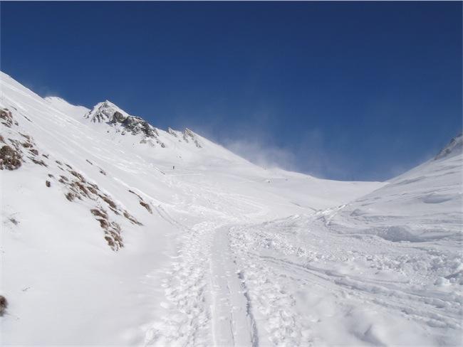 Foto: ksc / Ski Tour / Weißer Knoten / 23.02.2011 17:43:14