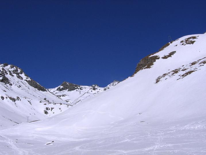 Foto: Andreas Koller / Ski Tour / Fanatkogel (2905m) / 19.12.2008 01:19:51