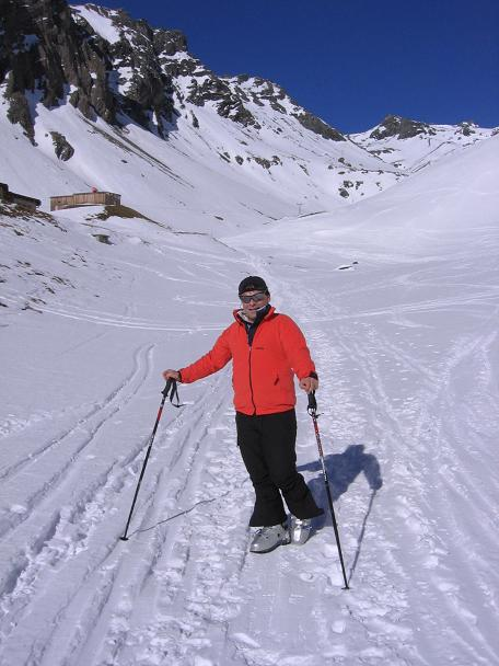 Foto: Andreas Koller / Ski Tour / Fanatkogel (2905m) / 19.12.2008 01:19:46