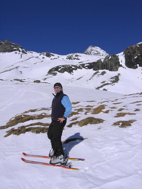 Foto: Andreas Koller / Ski Tour / Fanatkogel (2905m) / 19.12.2008 01:19:34