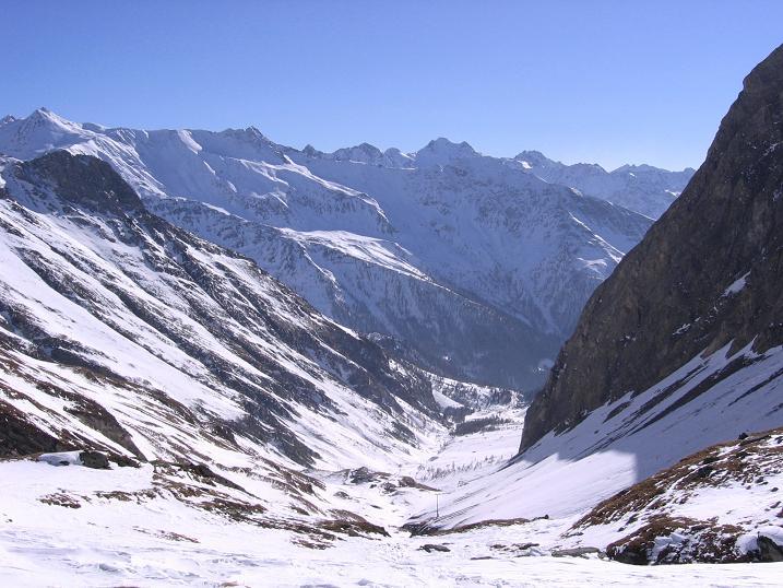 Foto: Andreas Koller / Ski Tour / Fanatkogel (2905m) / 19.12.2008 01:19:23