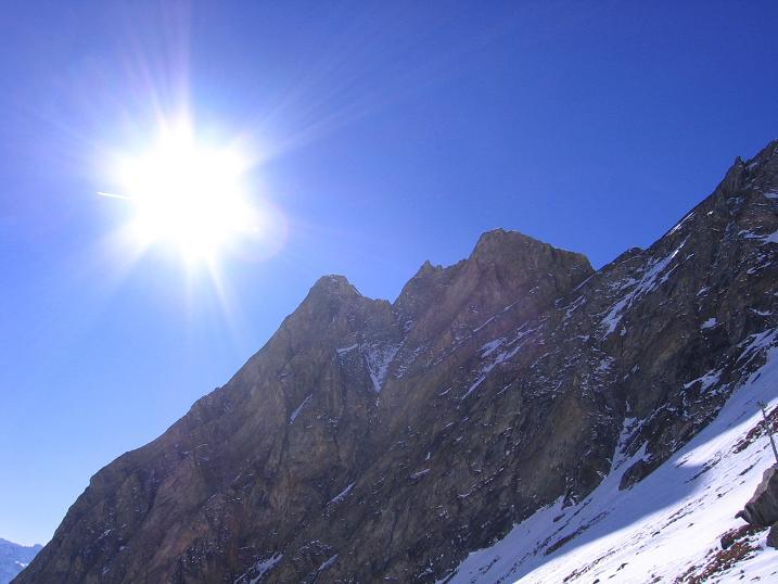 Foto: Andreas Koller / Skitour / Fanatkogel (2905m) / 19.12.2008 01:19:17