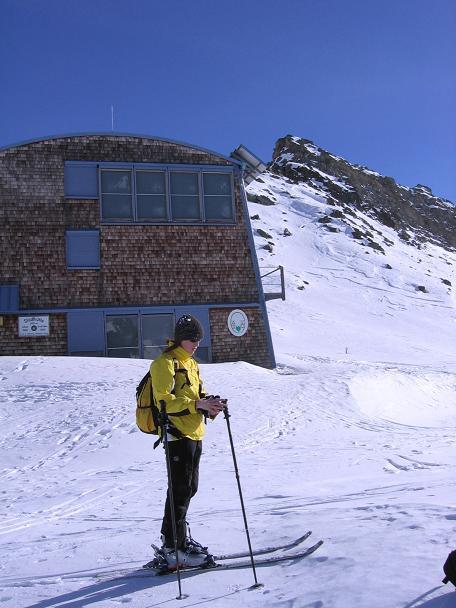 Foto: Andreas Koller / Ski Tour / Fanatkogel (2905m) / 19.12.2008 01:19:04