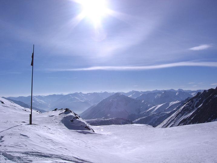 Foto: Andreas Koller / Ski Tour / Fanatkogel (2905m) / 19.12.2008 01:18:58