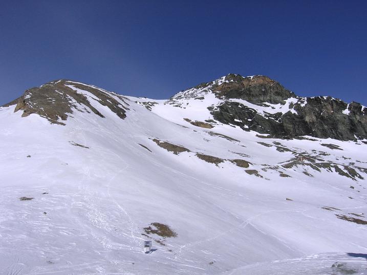 Foto: Andreas Koller / Ski Tour / Fanatkogel (2905m) / 19.12.2008 01:18:52