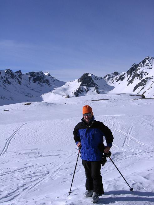 Foto: Andreas Koller / Ski Tour / Fanatkogel (2905m) / 19.12.2008 01:18:46