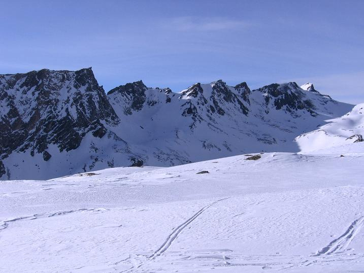 Foto: Andreas Koller / Ski Tour / Fanatkogel (2905m) / 19.12.2008 01:18:39