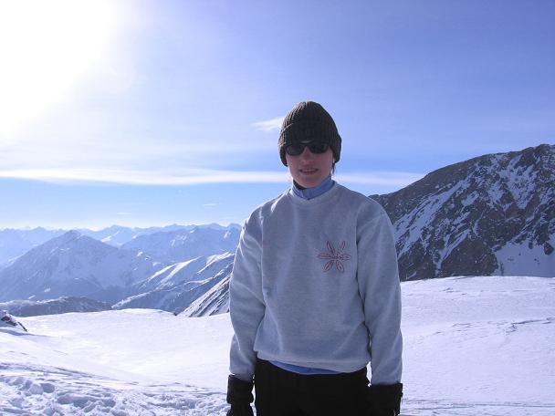 Foto: Andreas Koller / Ski Tour / Fanatkogel (2905m) / 19.12.2008 01:18:32