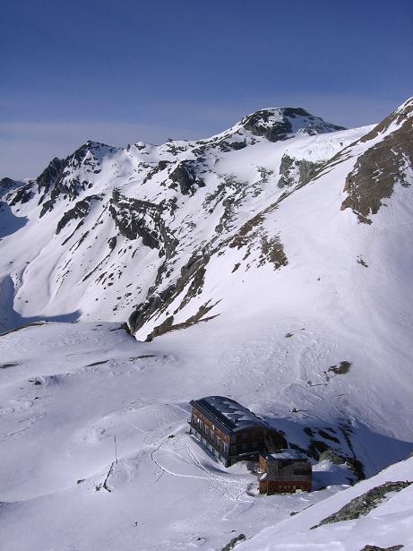 Foto: Andreas Koller / Ski Tour / Fanatkogel (2905m) / 19.12.2008 01:18:06
