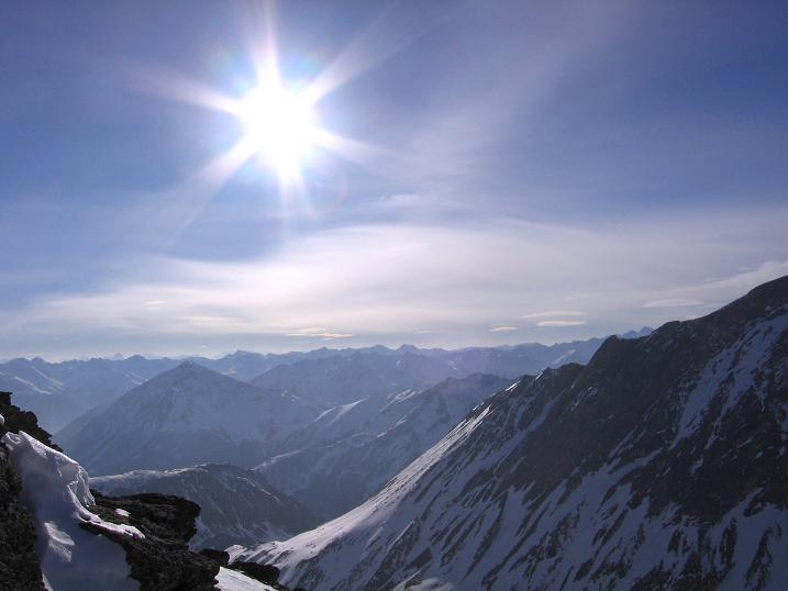 Foto: Andreas Koller / Ski Tour / Fanatkogel (2905m) / 19.12.2008 01:17:45