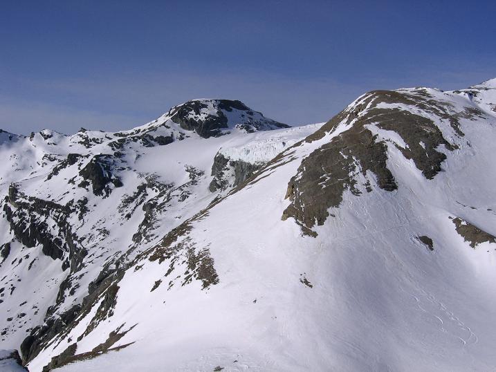 Foto: Andreas Koller / Ski Tour / Fanatkogel (2905m) / 19.12.2008 01:17:38