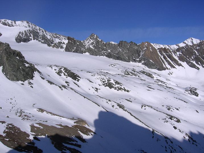 Foto: Andreas Koller / Ski Tour / Fanatkogel (2905m) / 19.12.2008 01:17:30