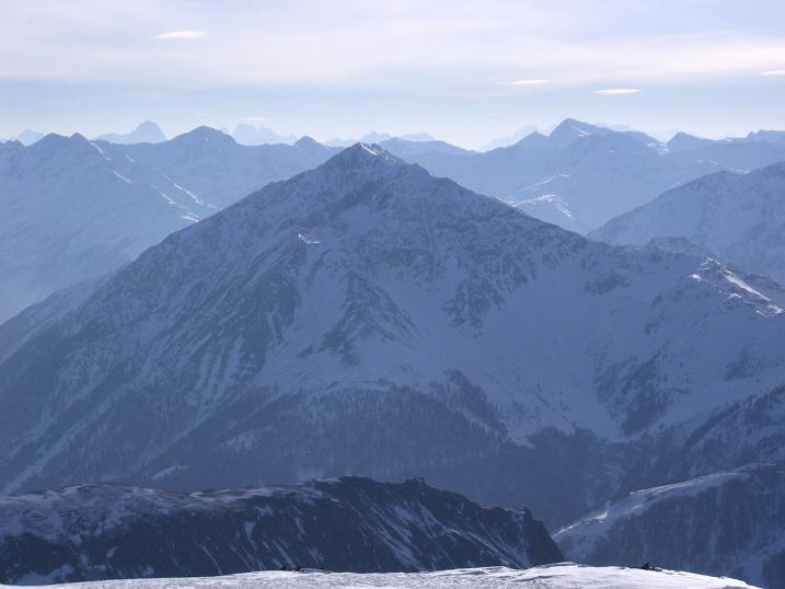 Foto: Andreas Koller / Ski Tour / Fanatkogel (2905m) / 19.12.2008 01:17:23