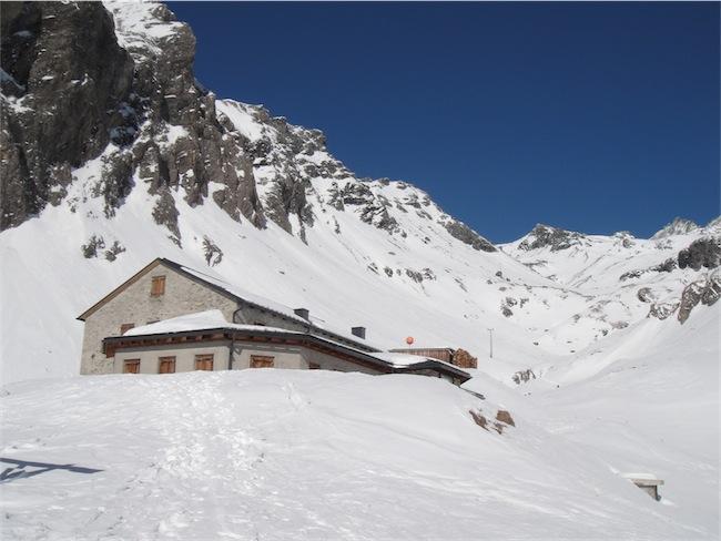 Foto: ksc / Ski Tour / Fanatkogel (2905m) / 26.02.2011 16:39:51