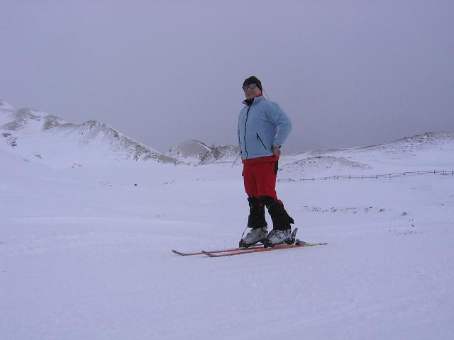 Foto: Andreas Koller / Skitour / Vinschgauer Aussichtsloge Watles (2557 m) / 19.12.2008 01:33:09