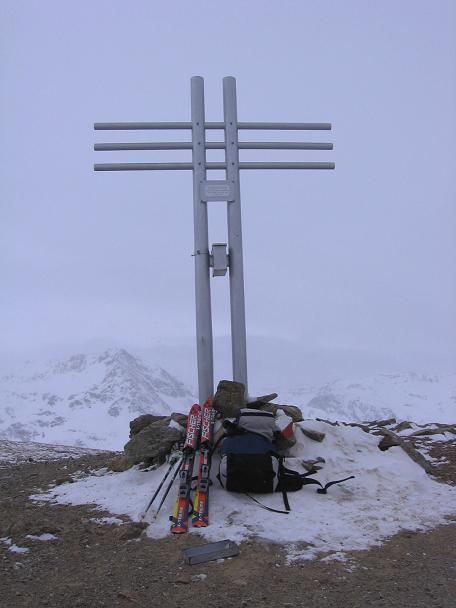 Foto: Andreas Koller / Skitour / Vinschgauer Aussichtsloge Watles (2557 m) / 19.12.2008 01:32:59