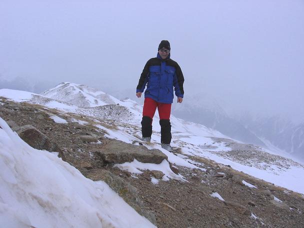 Foto: Andreas Koller / Skitour / Vinschgauer Aussichtsloge Watles (2557 m) / 19.12.2008 01:32:54