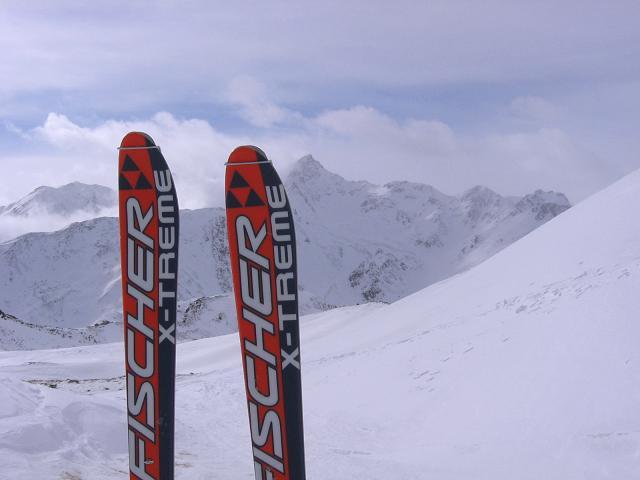 Foto: Andreas Koller / Skitour / Vinschgauer Aussichtsloge Watles (2557 m) / 19.12.2008 01:33:25