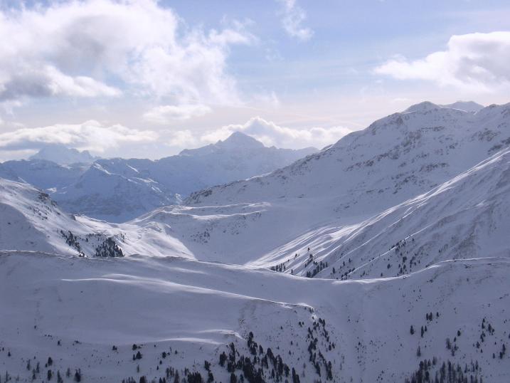 Foto: Andreas Koller / Skitour / Vinschgauer Aussichtsloge Watles (2557 m) / 19.12.2008 01:32:19