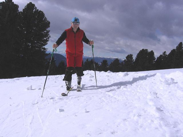 Foto: Andreas Koller / Skitour / Großer Gabler (2576 m) / 22.12.2008 01:21:13