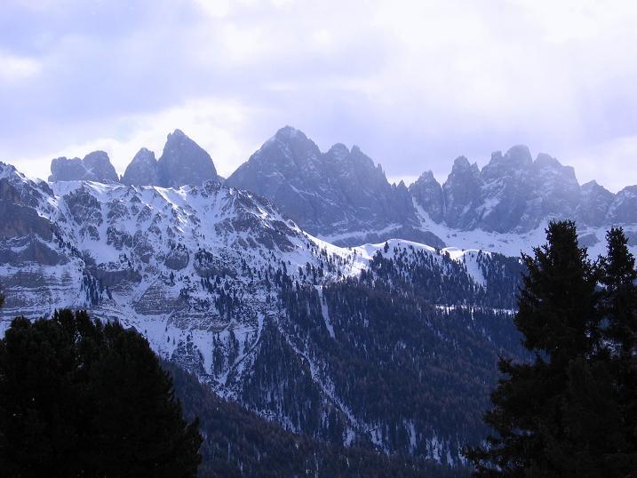 Foto: Andreas Koller / Skitour / Großer Gabler (2576 m) / 22.12.2008 01:21:08