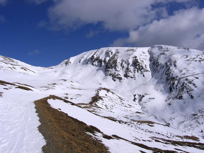 Foto: Andreas Koller / Skitour / Großer Gabler (2576 m) / 22.12.2008 01:20:57