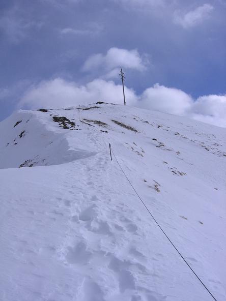 Foto: Andreas Koller / Skitour / Großer Gabler (2576 m) / 22.12.2008 01:20:49