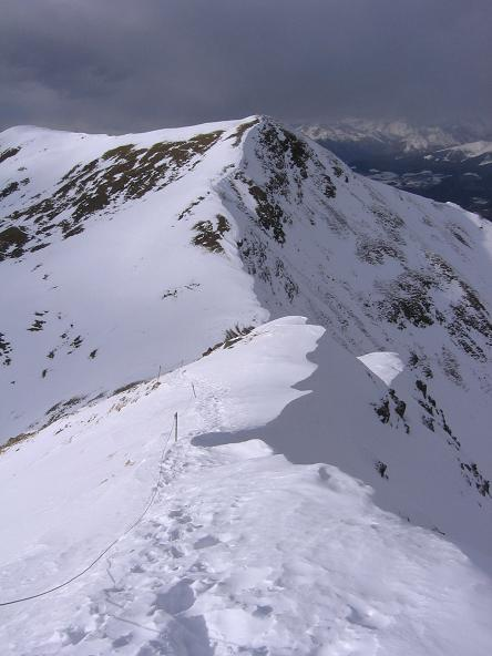 Foto: Andreas Koller / Skitour / Großer Gabler (2576 m) / 22.12.2008 01:20:44