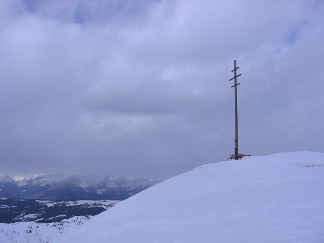 Foto: Andreas Koller / Skitour / Großer Gabler (2576 m) / 22.12.2008 01:20:30