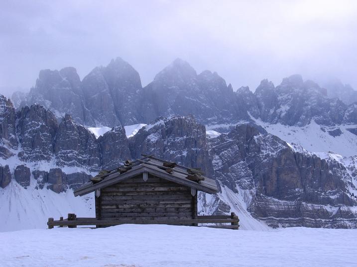Foto: Andreas Koller / Skitour / Großer Gabler (2576 m) / 22.12.2008 01:20:18