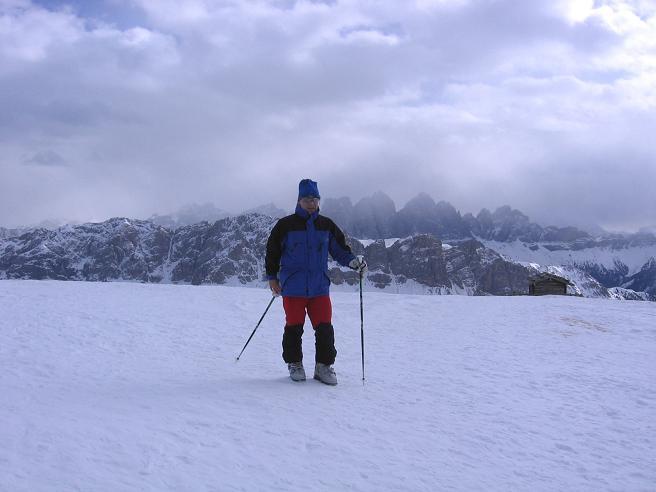 Foto: Andreas Koller / Skitour / Großer Gabler (2576 m) / 22.12.2008 01:20:12