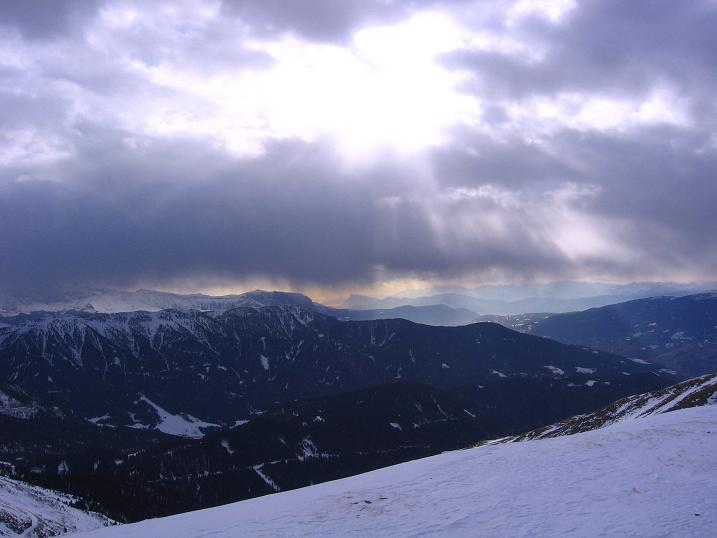 Foto: Andreas Koller / Skitour / Großer Gabler (2576 m) / 22.12.2008 01:19:59