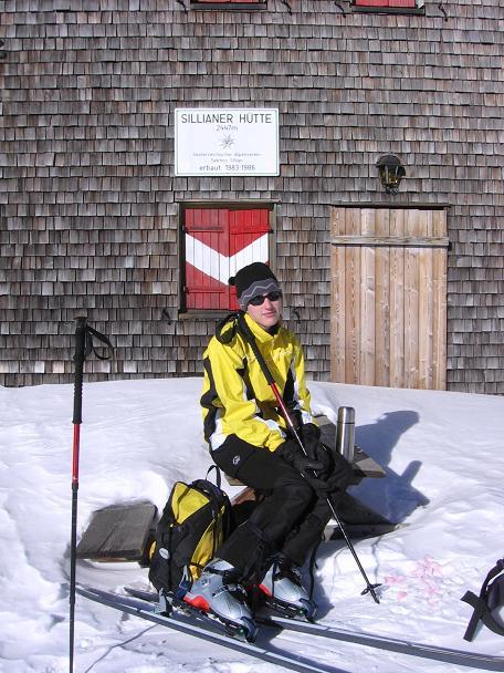 Foto: Andreas Koller / Skitour / Vom Helm (2434 m) aufs Hornischegg (2550 m) und die Hollbrucker Spitze (2581 m) / 23.12.2008 16:41:08