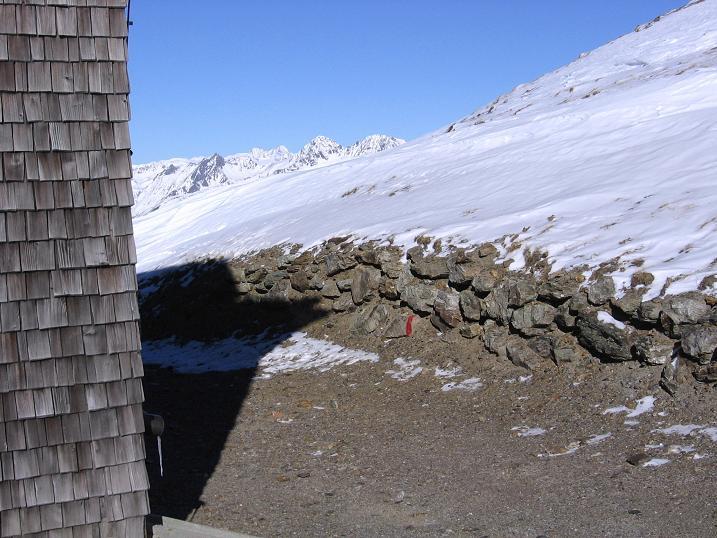 Foto: Andreas Koller / Skitour / Vom Helm (2434 m) aufs Hornischegg (2550 m) und die Hollbrucker Spitze (2581 m) / 23.12.2008 16:41:01