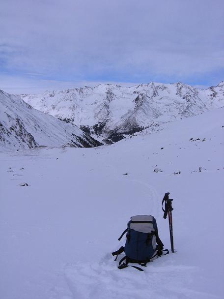 Foto: Andreas Koller / Skitour / Upiakopf (3175 m) / 18.12.2008 19:03:12