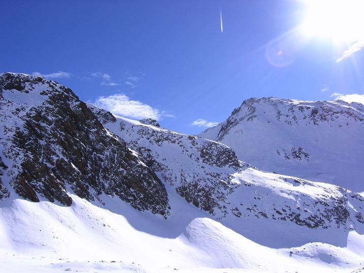 Foto: Andreas Koller / Skitour / Upiakopf (3175 m) / 18.12.2008 19:03:00