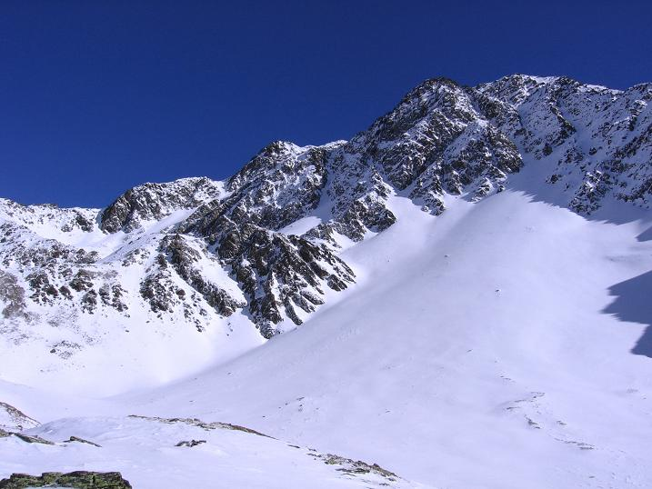 Foto: Andreas Koller / Ski Tour / Upiakopf (3175 m) / 18.12.2008 19:02:53