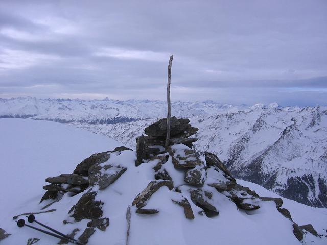 Foto: Andreas Koller / Ski Tour / Upiakopf (3175 m) / 18.12.2008 19:02:33