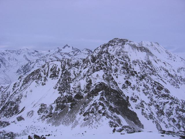 Foto: Andreas Koller / Skitour / Upiakopf (3175 m) / 18.12.2008 19:02:26