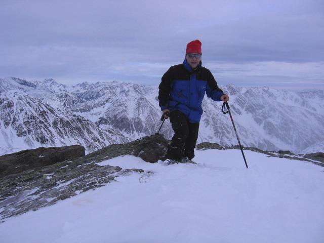 Foto: Andreas Koller / Skitour / Upiakopf (3175 m) / 18.12.2008 19:02:19