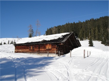 Foto: ksc / Ski Tour / Gamskogel (1628m) / 06.02.2011 09:43:23