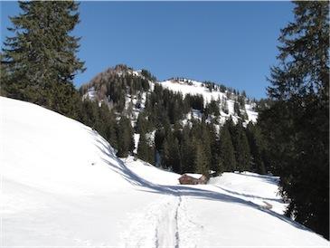 Foto: ksc / Ski Tour / Gamskogel (1628m) / 06.02.2011 09:44:01
