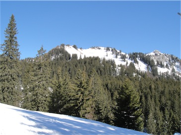 Foto: ksc / Ski Tour / Gamskogel (1628m) / 06.02.2011 09:44:13