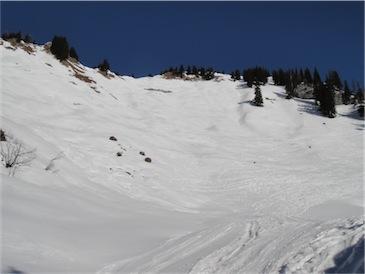 Foto: ksc / Ski Tour / Gamskogel (1628m) / 06.02.2011 09:44:22