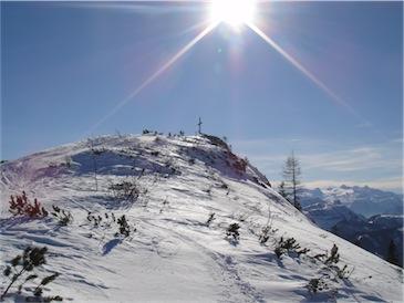 Foto: ksc / Ski Tour / Gamskogel (1628m) / 06.02.2011 09:44:31