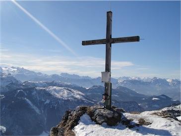 Foto: ksc / Ski Tour / Gamskogel (1628m) / 06.02.2011 09:44:40